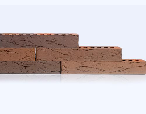 Кирпич керамический 0.75 НФ Flash Coral (ригельный)