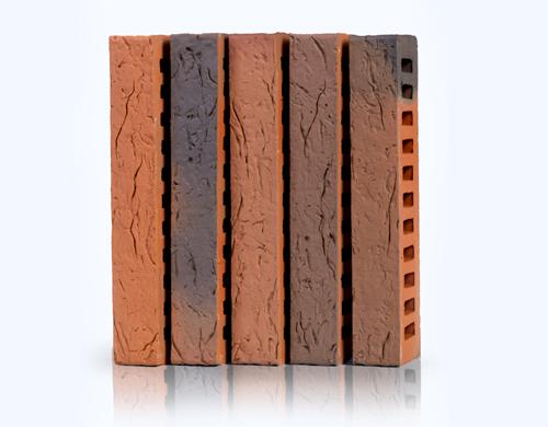 Кирпич керамический 0.75 НФ Flash Coral 01(ригельный)