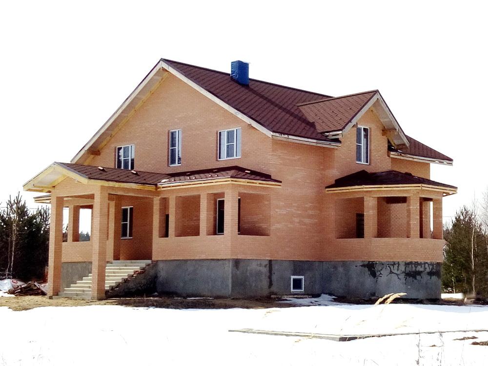 Купить кирпич Баррум в Воронеже по низкой цене