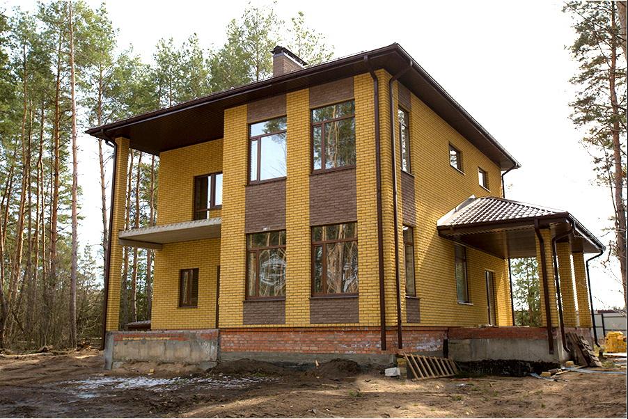 Купить кирпич Баррум(BARRUM) в Воронеже по низкой цене с бесплатной доставкой, купить кирпич керамический в Воронеже